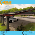 Ground solar panel mounting system pv solar carport mounting 1