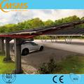 Ground solar panel mounting system pv solar carport mounting 1