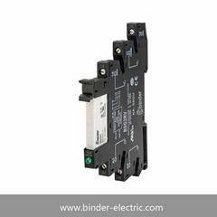 Slim relays 6A BRG2RV interface relay