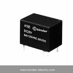 4100 5A 30VDC PCB auto relay