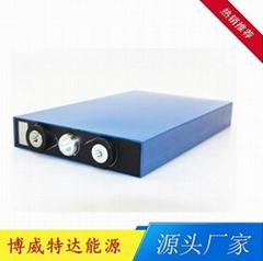 现货供应高容量磷酸铁锂电池电动叉车电动汽车3.2V120AH单体电池