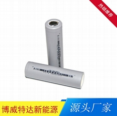 批发电动自行车单车磷酸铁锂电池力神18650动力型电池3.2V1500MAH