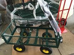 Garden cart wagon
