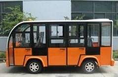 电动公交运营车