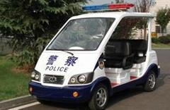 巡逻电动车