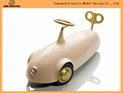 rapid prototype 3d printing service arts and craft cars plane model toys
