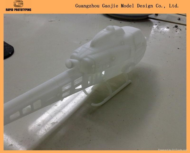 3d打印快速成型工藝禮品汽車飛機模型玩具 4