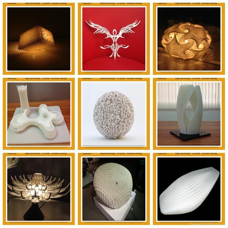 sla sls快速成型3D打印服务厂商供应 4