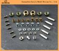 高質量3D打印CNC數控成型銑削加工服務工業產品 3