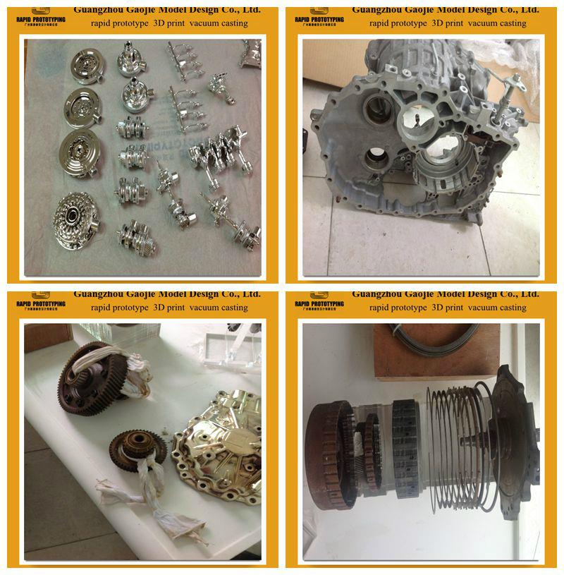 高質量3D打印CNC數控成型銑削加工服務工業產品 4