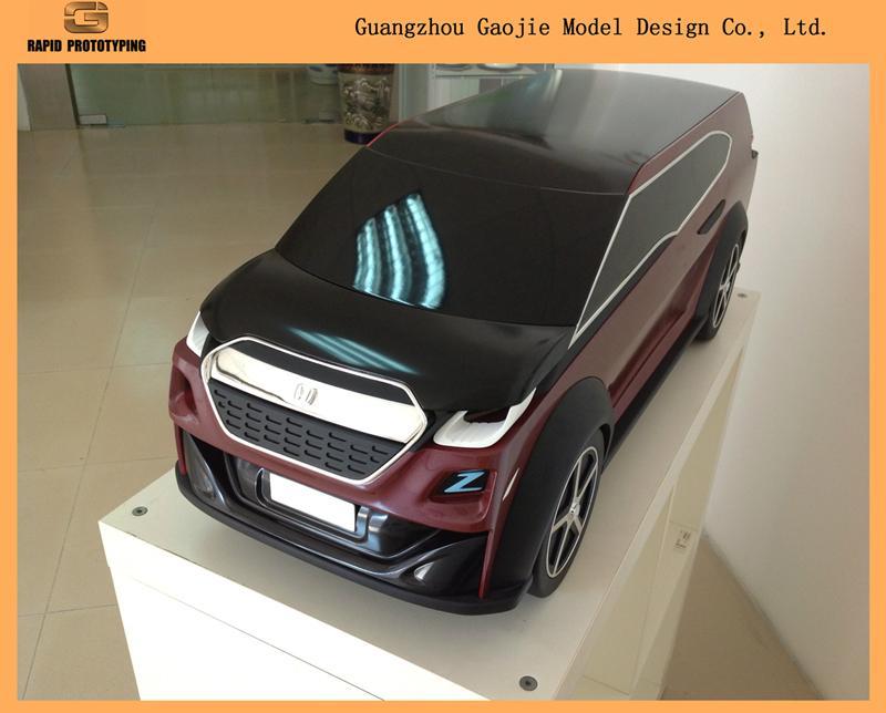 熱銷汽車摩托模型 塑料及金屬3D快速成型製造商  1