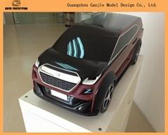 热销汽车摩托模型 塑料及金属3D快速成型制造商