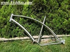 titanium mountain bike frame mtb 29er bicycle frame ti