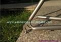 Customized titanium touring bike frame ti road bicycle frame made in china 5