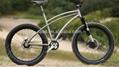 high quality titanium fat bike frame
