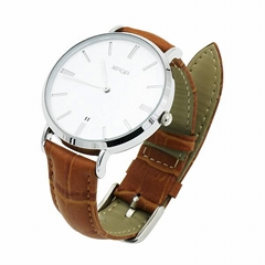 Bluetooth smart watch with anti lost leather bands