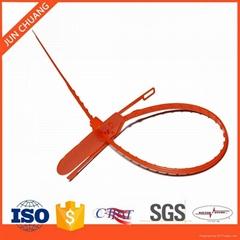 PS207 door lock bolt seal security plastic seal