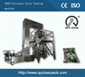 Pillow Bag Snacks Packaging Machine with