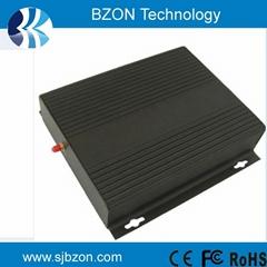 Long Range UHF Rfid Reader Fixed with One Antenna Port