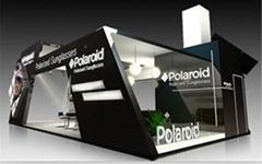 重慶國際塑料工業展的展台設計與製作