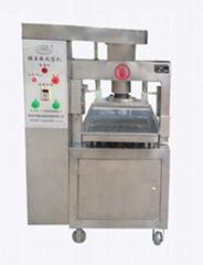 Green bean paste cake making machine