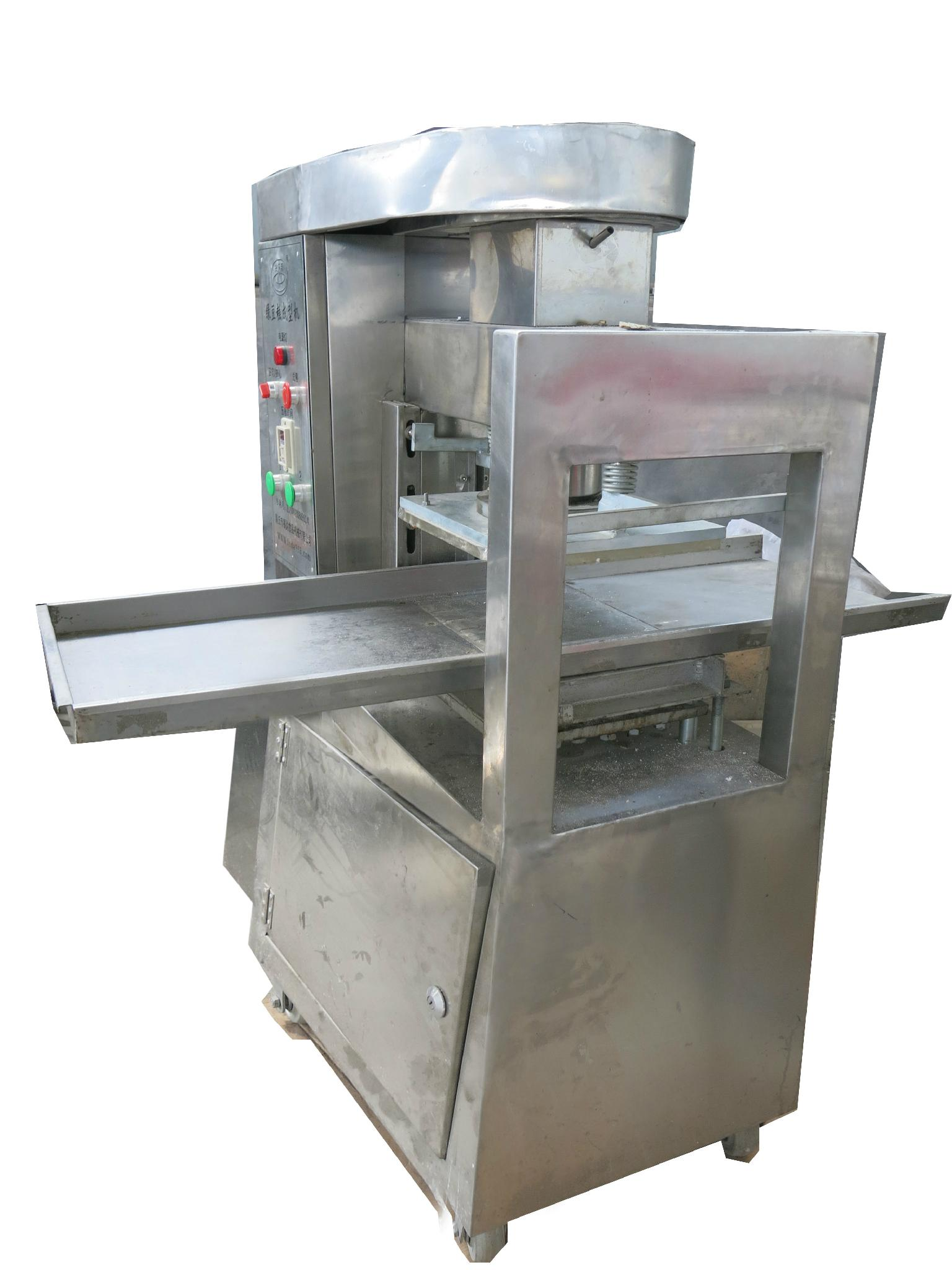 Green bean paste cake making machine 3