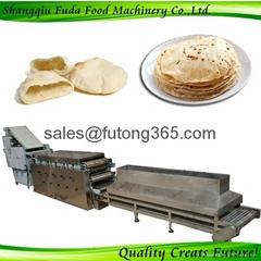 chapati making machine production line