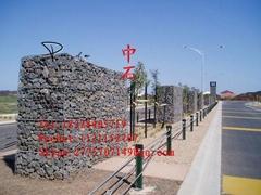 Hexagonal Pvc Coated Galvanized Gabion Wire Mesh Box For Sale Stone Gabion Baske