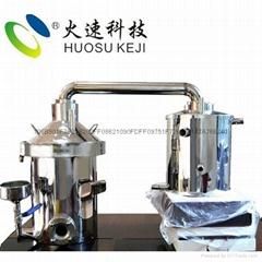 火速科技KJ-5型专业酿酒设备 免费提供酿酒技术