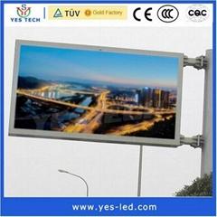 LED Sign Board Traffic Road Screen