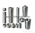 core drill body barrel or tube without segments of diamond core drill bit