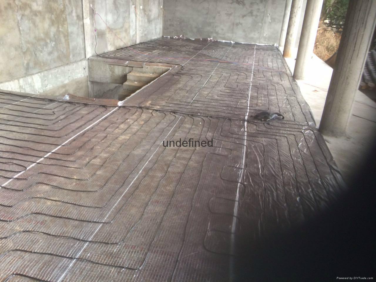 瑜伽房地板采暖 2