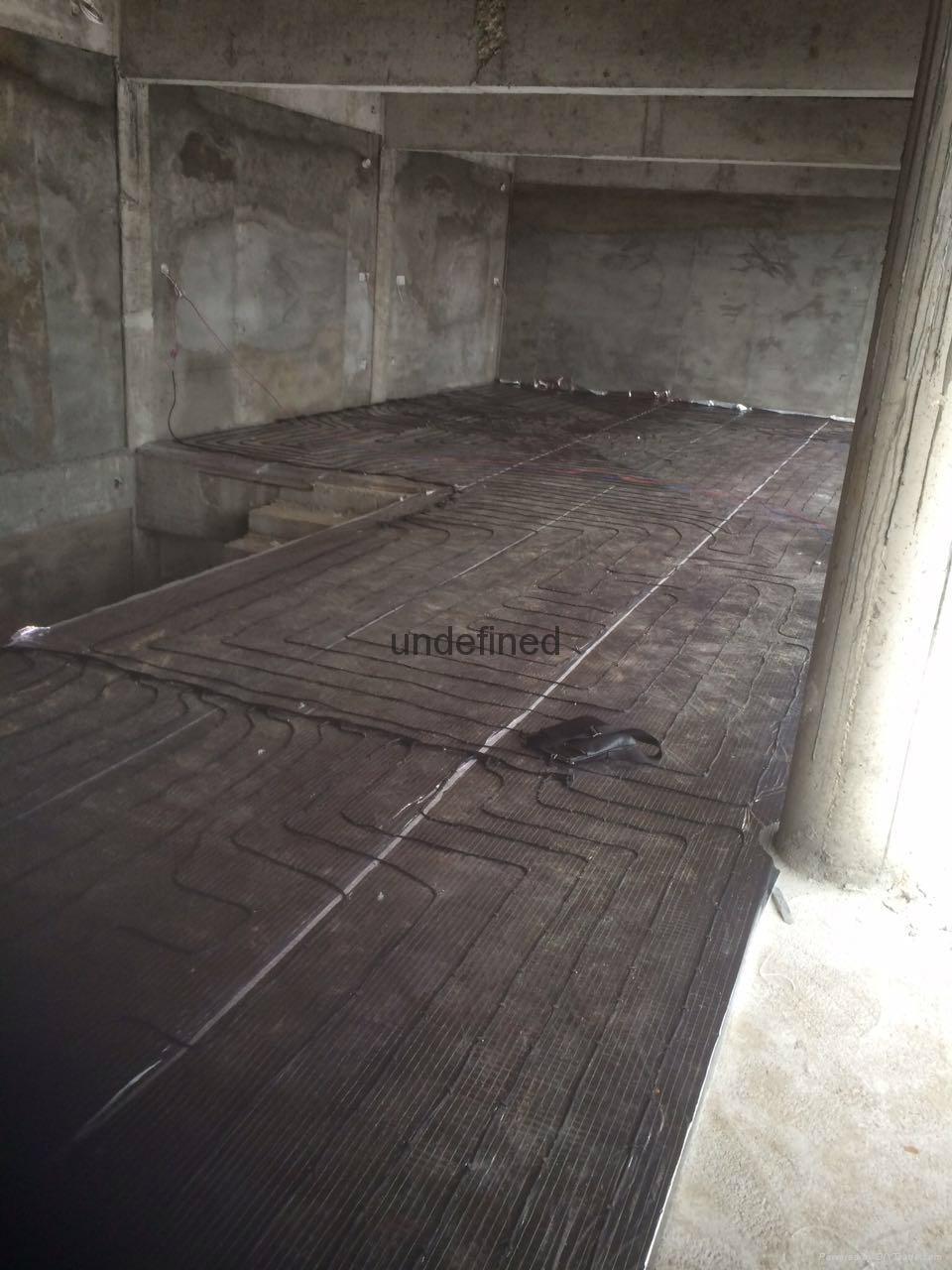 瑜伽房地板采暖 4