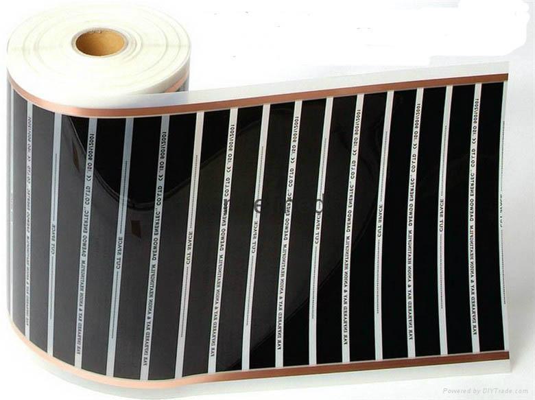 电地暖安装 3