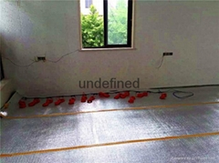 碳纤维发热电缆电地暖优势