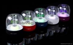 Colorful LED Light Bluetooth Speaker