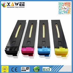 Color toner cartridge compatible for xerox dc240 242