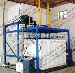 再生海绵设备蒸汽式