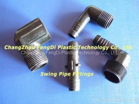 swing pipe