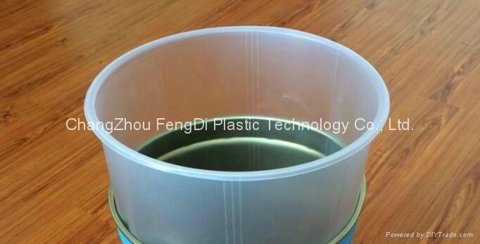 steel pail liner