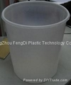 Vacuum-Formed Polyethylene Pail Liners