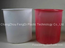 Vacuum-Formed Polyethylene Pail Liners 6