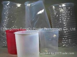 Vacuum-Formed Polyethylene Pail Liners 12