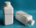 250ml square plastic chemical reagent