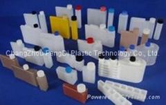 Biochemistry analyzer reagent bottles