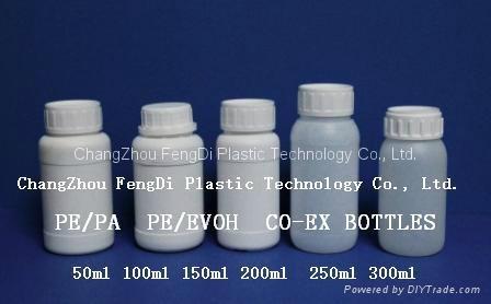 CO-EX Plastic bottles 4