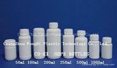 CO-EX Plastic bottles