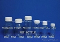 200ml PET plastic bottles