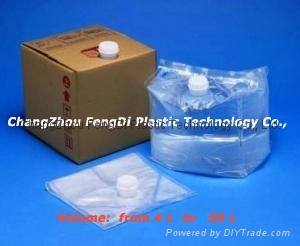 Bag-In-Box Packaging For Chemicals and Detergents - China -