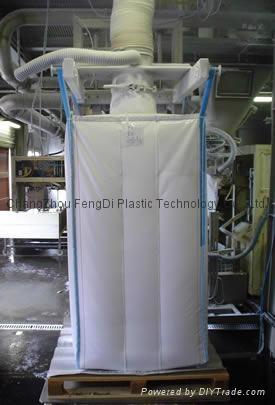 PVC聚氯乙烯集裝袋在歐洲的應用
